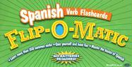 Kaplan Spanish Verb Flashcards Flip-O-Matic