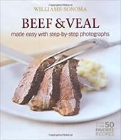 Mastering Beef & Veal - Kelly, Denis / Williams, Chuck / Thomas, Mark