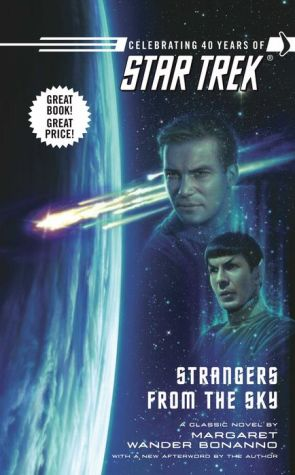 Star Trek: Strangers from the Sky - Margaret Wander Bonanno