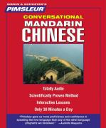 Conversational Mandarin Chinese [With CD Holder]