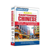 Basic Cantonese Chinese - Pimsleur