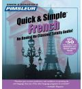 Pimsleur French Quick & Simple Course - Level 1 Lessons 1-8 CD - Pimsleur