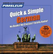 German, Q&s: Learn to Speak and Understand German with Pimsleur Language Programs