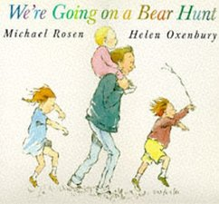 We're Going on a Bear Hunt - Rosen, Michael Oxenbury, Helen