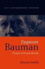 Zygmunt Bauman - Dennis Smith