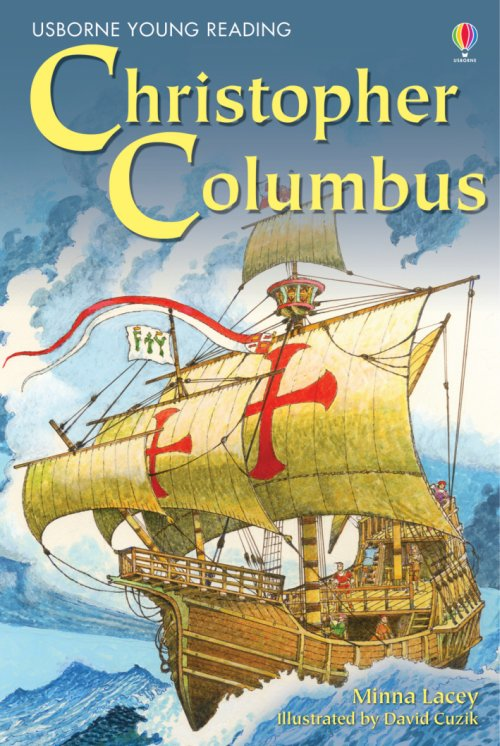 Christopher Columbus - Lacey Minna