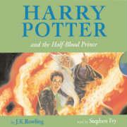 Harry Potter 6 and the Half-Blood Prince. Children's Edition. 17 CDs