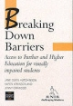 BREAKING DOWN BARRIERS - Jane Owen Hutchinson; Karen Atkinson; Jenny Orpwood