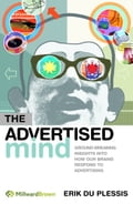 The Advertised Mind: Groundbreaking Insights into How Our Brains Respond to Advertising - du Plessis, Erik