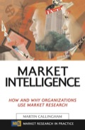 Market Intelligence: How and Why Organizations Use Market Research - Callingham, Martin