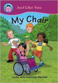 My Chair. Written by Louise John - Louise John