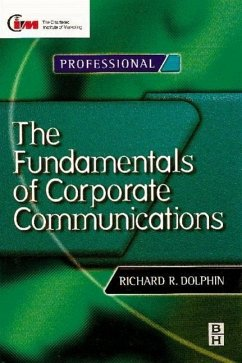 Fundamentals of Corporate Communications - Dolphin, Richard Reed, David
