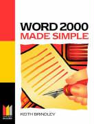 Word 2000 Made Simple