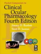 Pocket Companion to Clinical Ocular Pharmacology