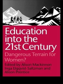 Education Into the 21st Century - MacKinnon, A.