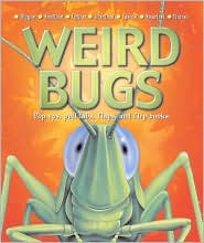 Weird Bugs - Kathryn Smith, Fiametta Dogi (Illustrator)
