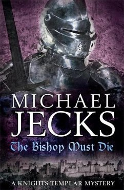 The Bishop Must Die - Jecks, Michael