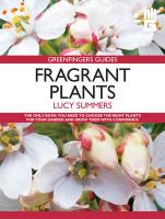 Fragrant Plants. by Lucy Summers