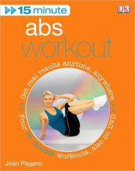 15 Minute Abs Workout + DVD - Joan Pagano