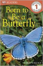 Born to Be a Butterfly (DK Readers Level 1 Series) - Karen Wallace