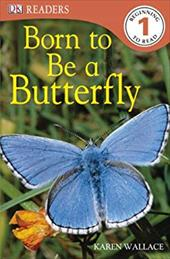 Born to Be a Butterfly - Wallace, Karen