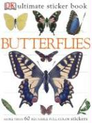 Butterflies [With Stickers]