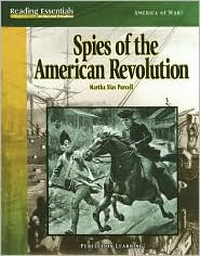 Spies of the American Revolution - Martha Sias Purcell