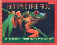 Red-Eyed Tree Frog - Joy Cowley, Nic Bishop