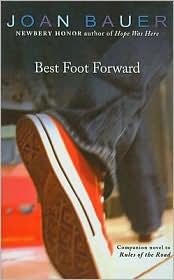 Best Foot Forward - Joan Bauer