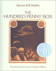 The Hundred Penny Box - Sharon Bell Mathis, Leo Dillon (Illustrator), Diane Dillon (Illustrator)