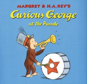 Curious George at the Parade - Margret Rey, H.A. Rey, Vipah Interactive (Illustrator)