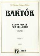 Piano Pieces for Children, Volume 1
