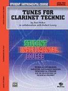 Student Instrumental Course Tunes for Clarinet Technic: Level II