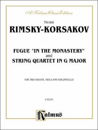 Two String Quartets: Fugue