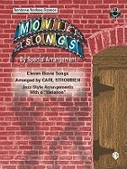 """Movie Songs by Special Arrangement (Jazz-Style Arrangements with a """"Variation""""): Trombone / Baritone / Bassoon, Book & CD"""