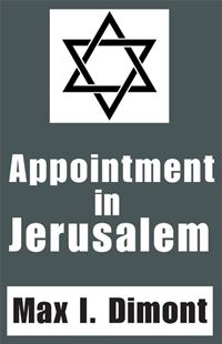 Appointment in Jerusalem - Max Dimont