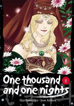 One Thousand and One Nights, Volume 8 - JinSeok, Jeon