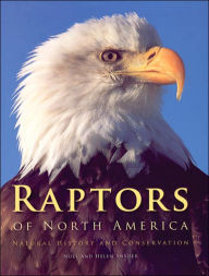 Raptors of North America: Natural History and Conservation - Noel Snyder