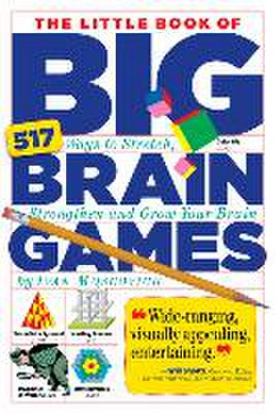 The Little Book of Big Brain Games - Ivan Moscovich