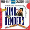 Amazing Mind Benders 2014 Page-A-Day Calendar