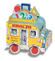 Mini Wheels: School Bus - Peter Lippman