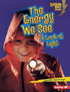 The Energy We See: A Look at Light - Boothroyd, Jennifer