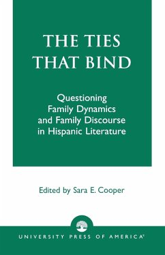 The Ties That Bind - Cooper, Sara E.