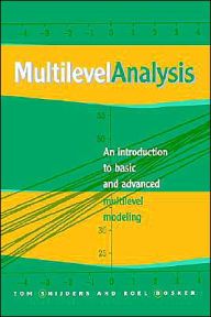 Multilevel Analysis - T Snijders
