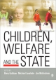 Children, Welfare and the State - Barry Goldson; Michael Lavalette; Jim McKechnie