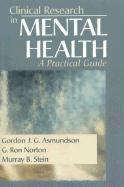 Clinical Research in Mental Health: A Practical Guide