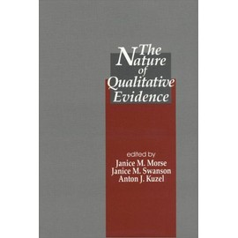 The Nature Of Evidence In Qualitative Inquiry - Janice M Morse