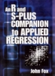 An R and S-Plus Companion to Applied Regression - John Fox
