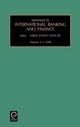 Advances in international banking and finance - Sarkis J. Khoury