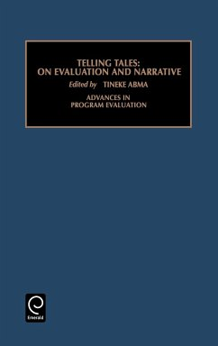 Advances in Program Evaluation - Abma, Tineke A. Stake, Robert E.